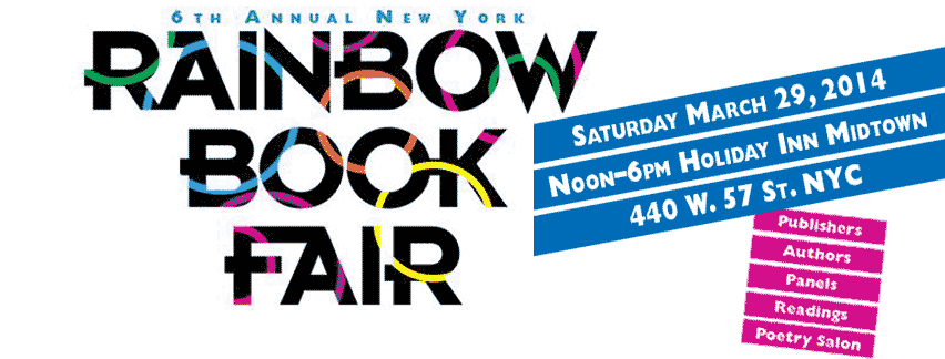 6th Annual Rainbow Book Fair