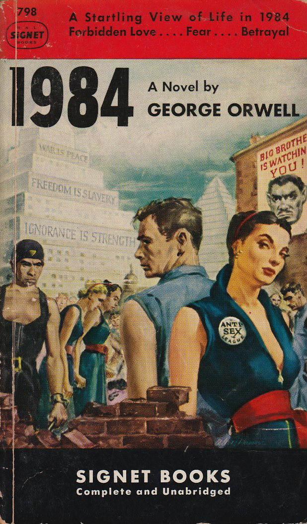1984 by George-Orwell
